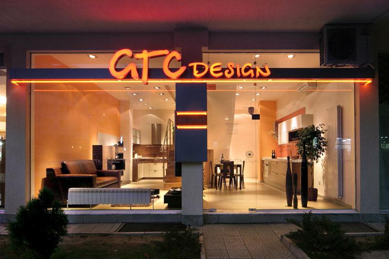 Мостри на мебели по поръчка в магазин GTC Design