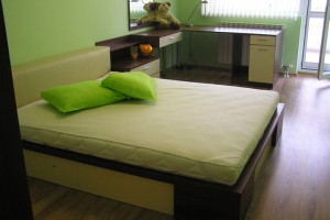 Обзавеждане за спалня от ПДЧ проскости по проект