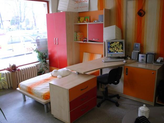 Проект за детска стая
