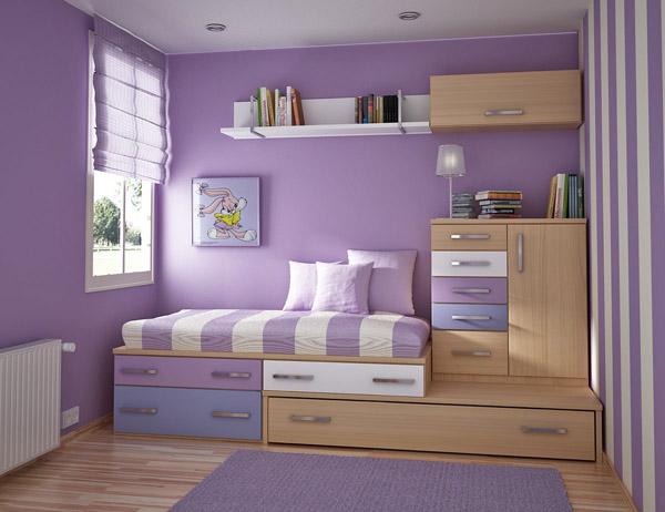 идеи за цвят на детската стая