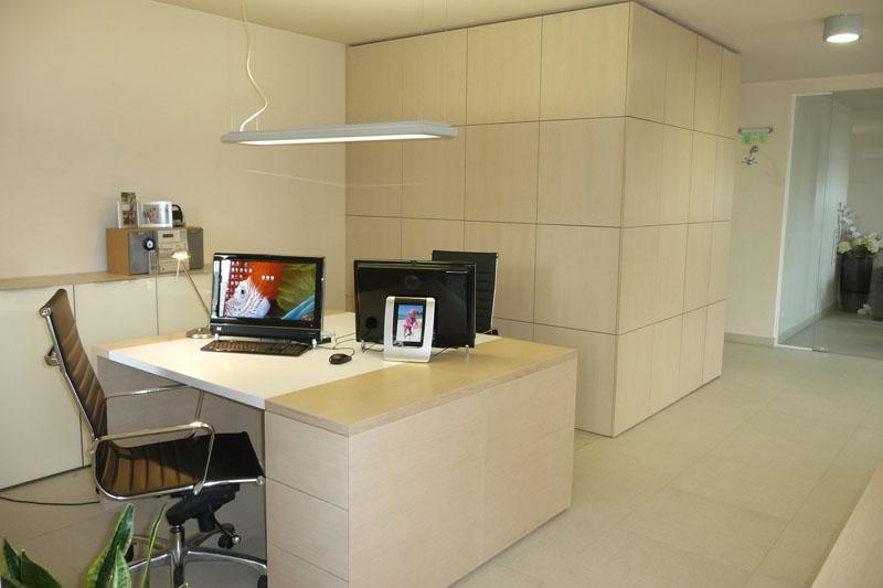 3D проект на офис