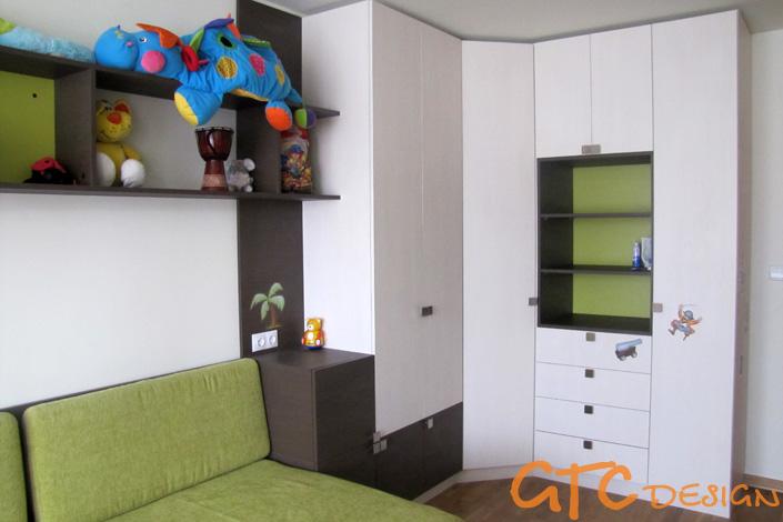 Мебели за юношеска стая по поръчка