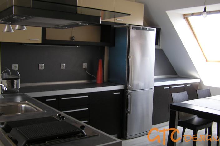 Мебели по поръчка за кухня и дневна