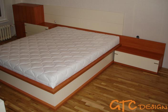 Обзавеждане за спалня по проект