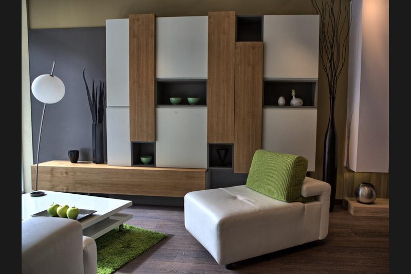 мебели за хол по индивидуален проект
