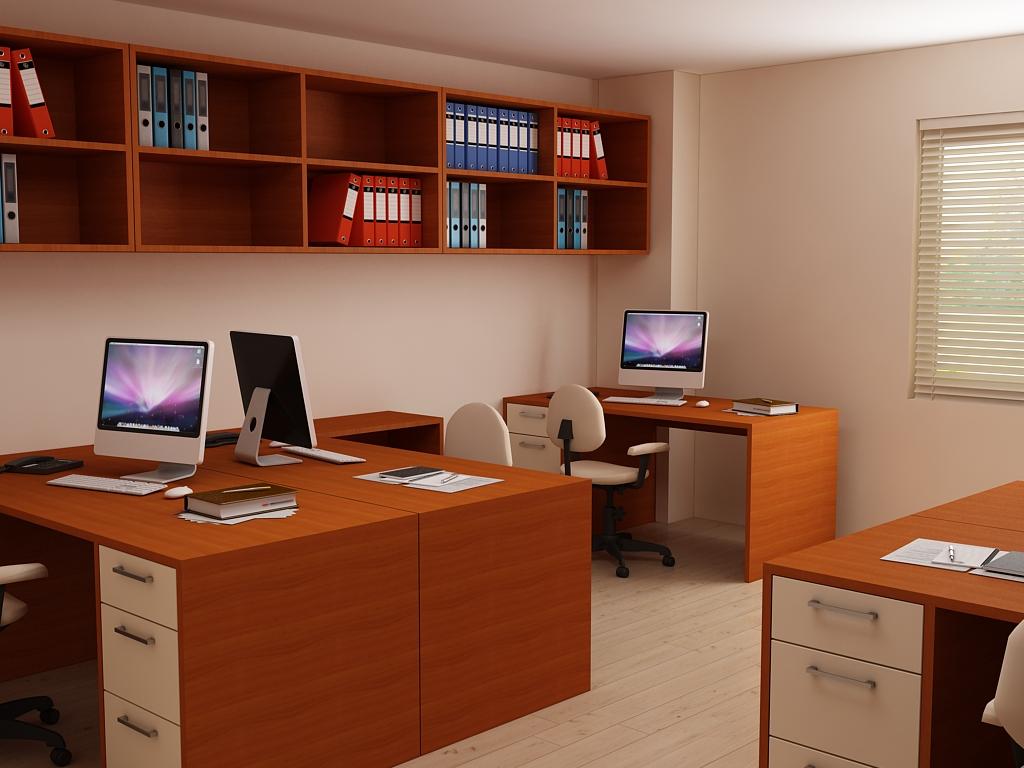 Мебели да офис по поръчка
