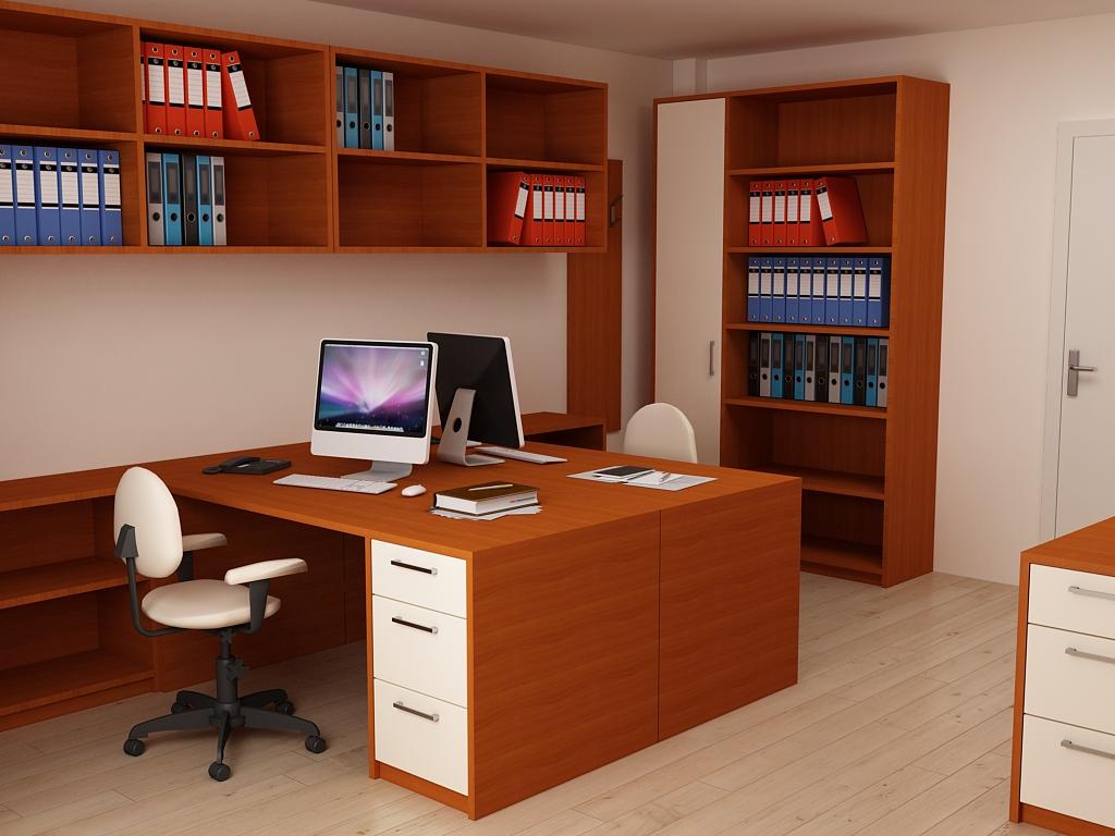 Проект на офис обзавеждане