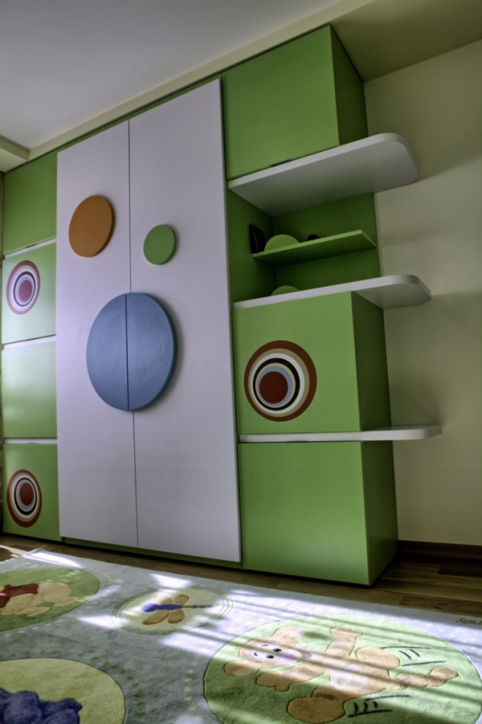 обзавеждане за детска стая с принт технология