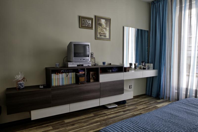 секция за спалня по поръчка